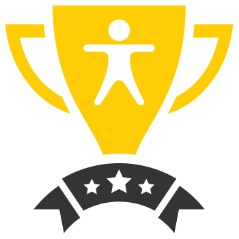 accessibility challenge trophy